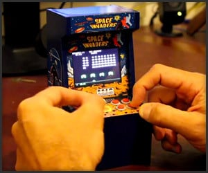 Tiny Space Invaders