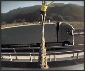 The Ballerina Stunt