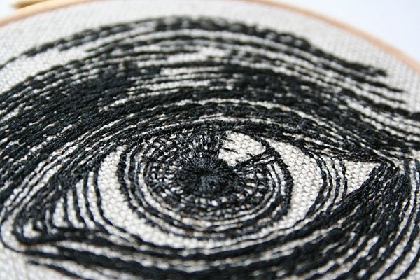 Stitched Illustrations