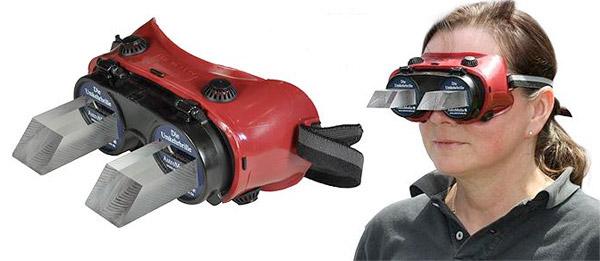 Inversion Goggles