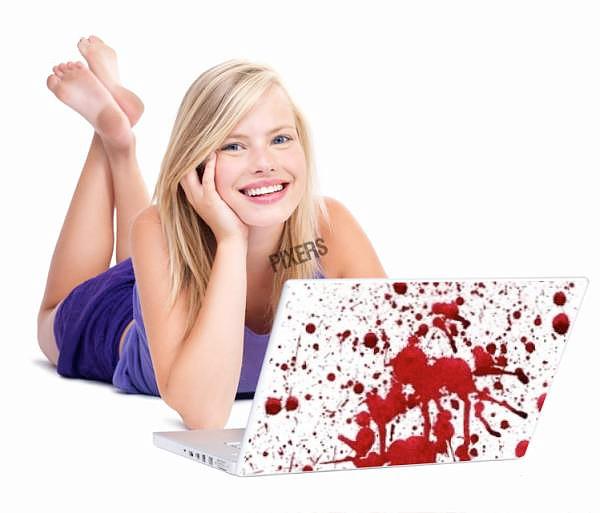Blood Spatter Decals