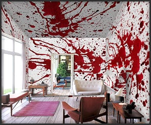 Blood Spatter Decals