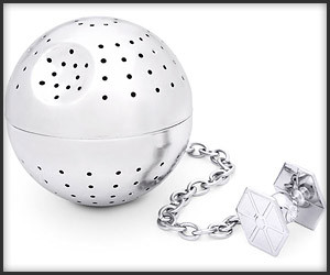 Death Star Tea Infuser