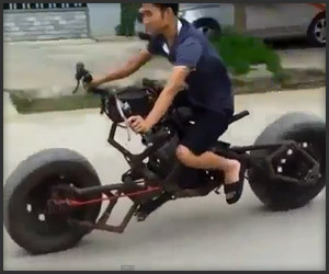 Homemade Batpod