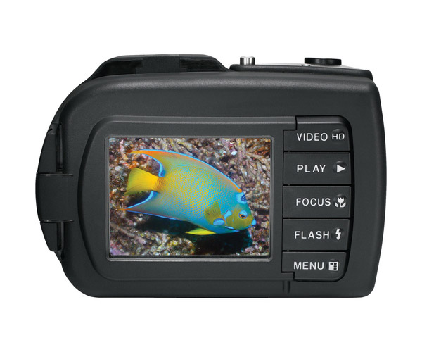 New Pioneer Sealife Camera