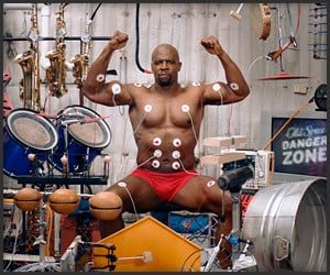 Old Spice: Muscle Music