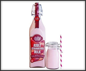 Adult Strawberry Milk