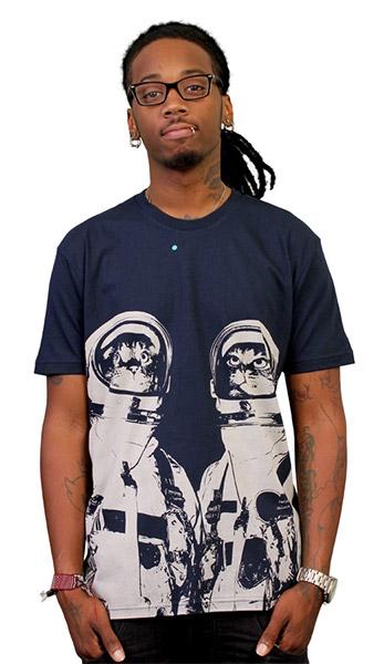Catstronauts T-Shirt
