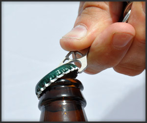 KeyShark Bottle Opener