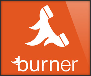 Burner for iPhone