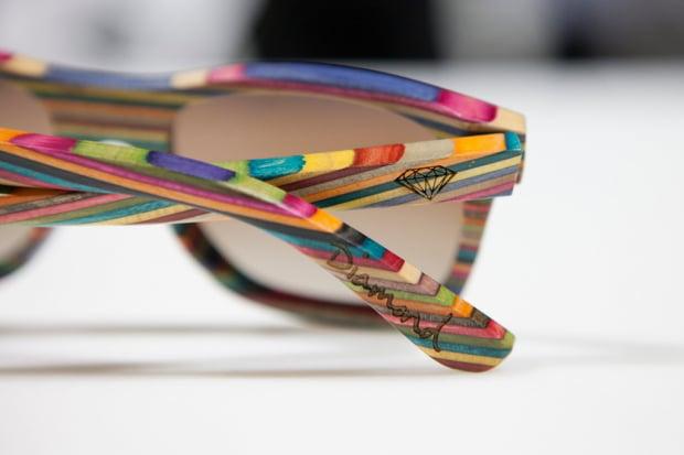 Skateboard Sunglasses