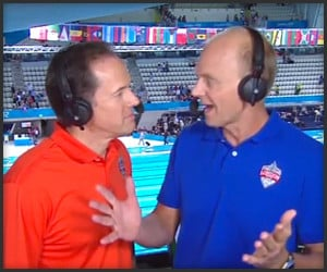 Harsh Olympic Commentators