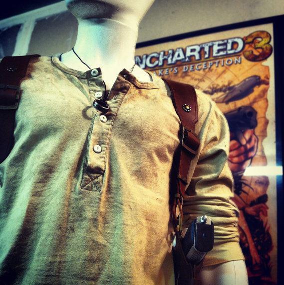 Uncharted Nathan Drake Holster