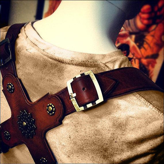 Uncharted Nathan Drake Holster