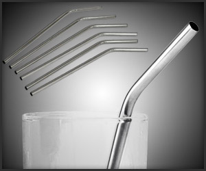 Stainless Steel Straws