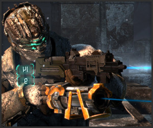 Dead Space 3: Weapon Crafting