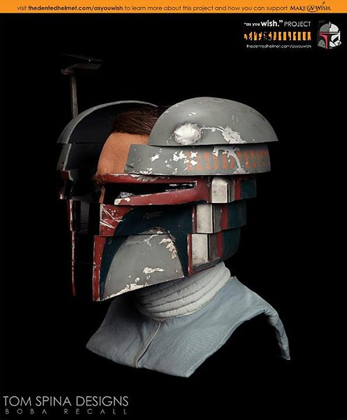 Alternate Boba Fett Helmets