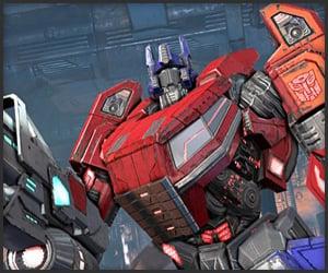 Transformers: FoC (Trailer)