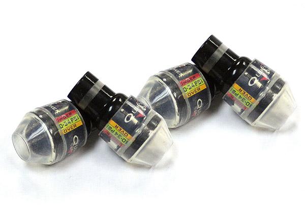 Quik-Chek Tire Pressure Indicator