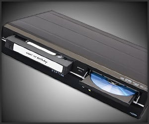 VHS to DVD Converter