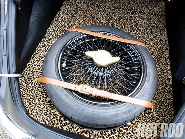 1971 Jaguar XK-E Flat Cat