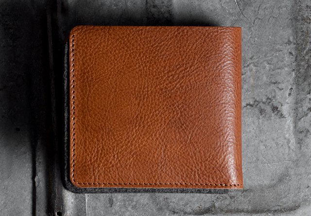 Hard Graft Bi-Fold Wallet
