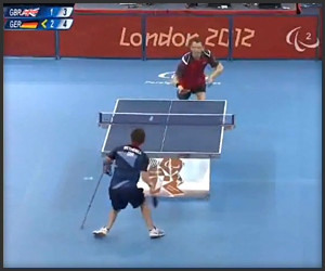 Awesome Table Tennis Save