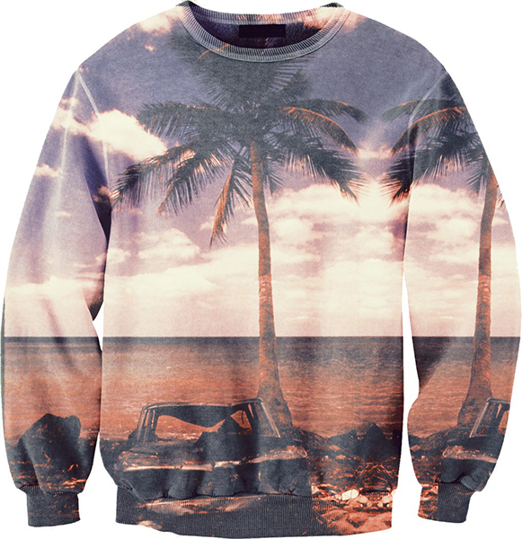 Aloha From Deer Sweaters