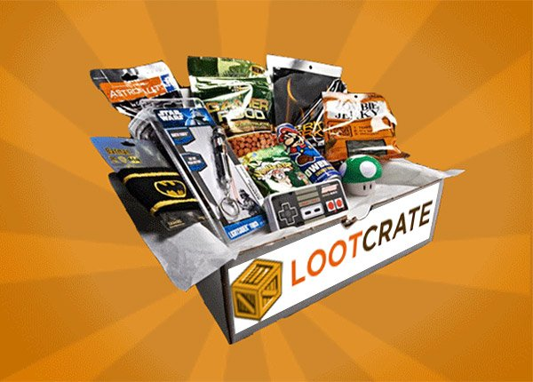 LootCrate - The Awesomer