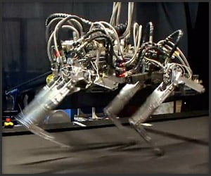 World's Fastest Robot