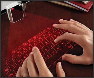 Keychain Virtual Keyboard