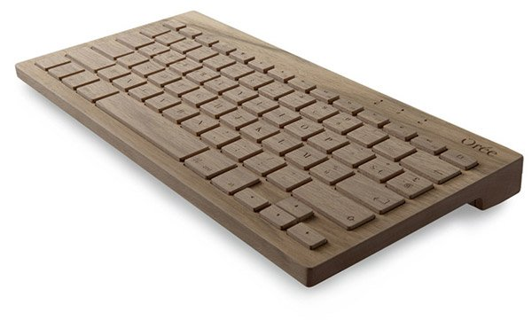 Orée Board Wooden Keyboard