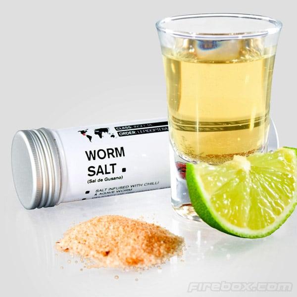 Worm Tequila Salt