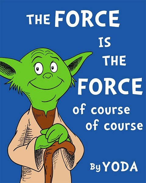 Dr. Seuss x Star Wars