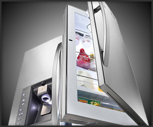 LG Door-in-Door Fridge