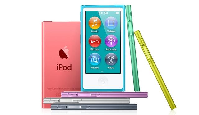 iPod Nano (2012)