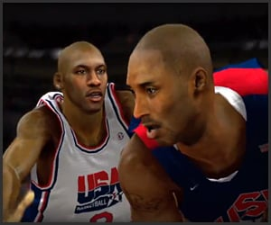 NBA 2K13: USA vs. USA