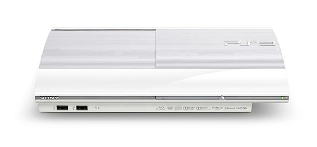 2012 Sony PlayStation 3