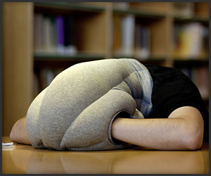 Ostrich Pillow: Now for Sale