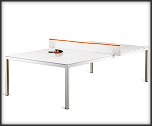 Poppin Ping Pong Table