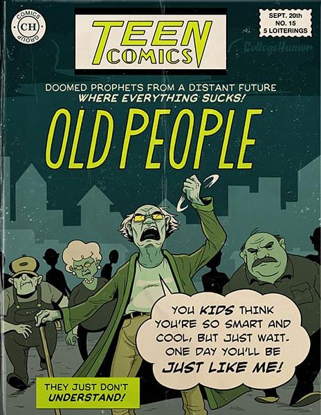Your Life's Supervillains