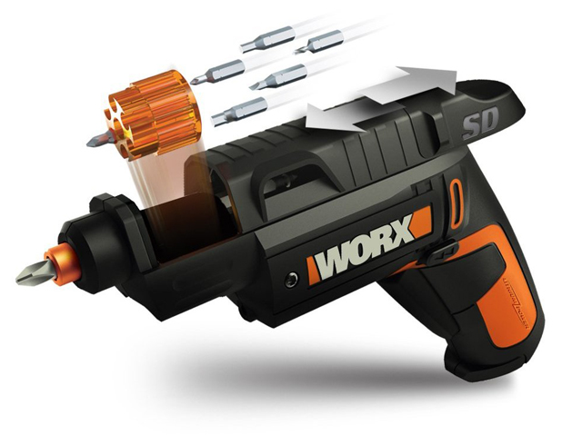 Worx Semi-Auto Screw Driver