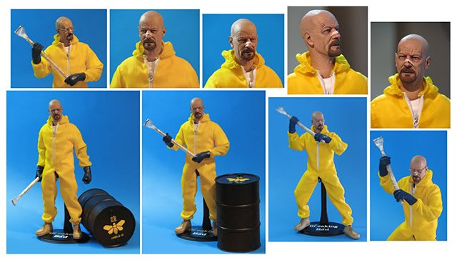 Breaking Bad Action Figures
