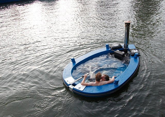 HotTug Boat