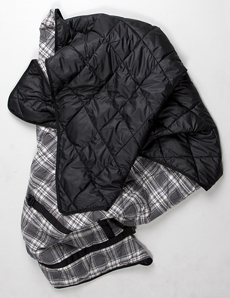 Insulated Wrap Blanket
