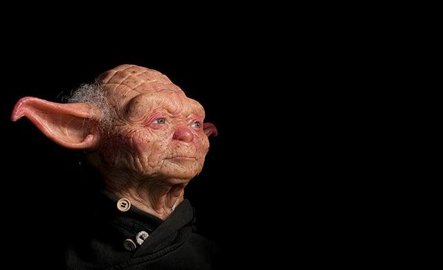 Human Yoda