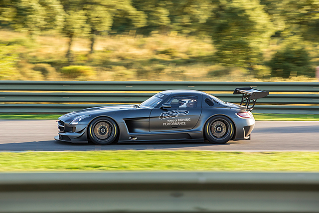 AMG GT3 45th Anniversary