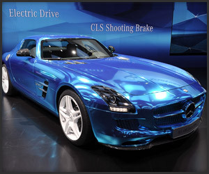 MB SLS AMG Electric Drive