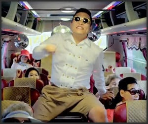 Gangnam Style (without Music)
