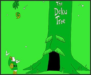 The Deku Tree Tee